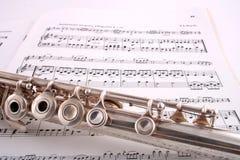 Flauta 3 Imágenes de archivo libres de regalías