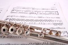 Flauta 3 Imagens de Stock Royalty Free