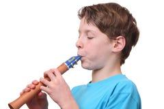 Flauta Imagens de Stock