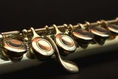Flauta fotografia de stock
