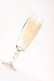 Flauta de champán Fotos de archivo libres de regalías