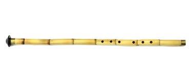 Flauta de la caña de Ney del turco Instrumento de música clásico turco del sufi Imagen de archivo libre de regalías