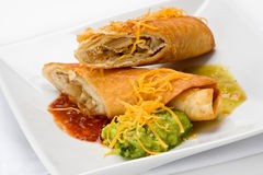 Flautas Royalty Free Stock Images