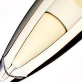 Flautas de champán foto de archivo