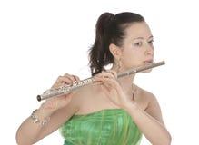 Flautist Stockbilder