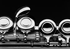 Flauto dolce - flute Royalty Free Stock Photos