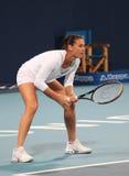 Flavia Pennetta (AIE), jugador de tenis profesional fotos de archivo libres de regalías