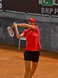 Flavia Pennetta- - Internazionali-BNL d'Italia Lizenzfreie Stockfotografie