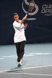 Flavia Pennetta (ITA), professional tennis player Royalty Free Stock Photography
