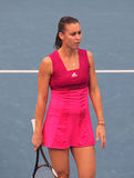Flavia Pennetta of Italy Royalty Free Stock Photography