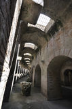 Flavian Amphitheater (Pozzuoli) Stock Foto
