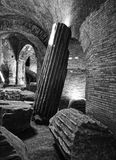 Flavian Amphitheater (Pozzuoli) Stock Foto's