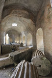 Flavian Amphitheater (Pozzuoli) Stock Image
