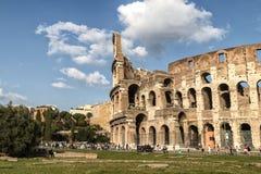 Flavian Amphitheatre Royaltyfria Bilder