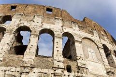 Flavian Amphitheatre imagem de stock