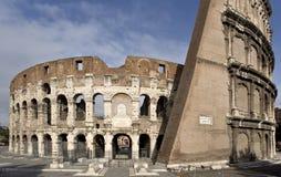 Flavian Amphitheatre foto de stock royalty free