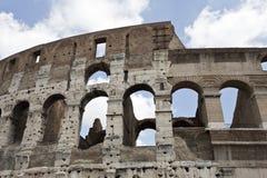 Flavian Amphitheatre Stock Photography