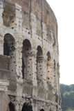 The Flavian Amphitheatre or Coliseum ,the Majestic  Amphitheater Royalty Free Stock Image
