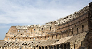 Flavian Amphitheatre Royalty Free Stock Image