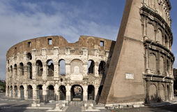 Flavian Amphitheatre Royalty Free Stock Photo