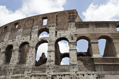 Flavian Amphitheatre Stock Photography