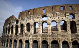 Flavian Amphitheatre Royalty Free Stock Images
