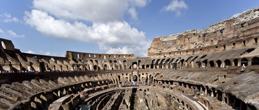 Flavian Amphitheatre Stock Photos