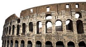 Flavian Amphitheatre Stock Image