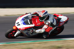 Flavio Augusto Gentile - Ducati 1198R - Althea stock images
