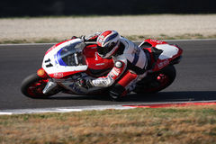 Flavio Augusto Gentile - Ducati 1198R - Althea stock photos