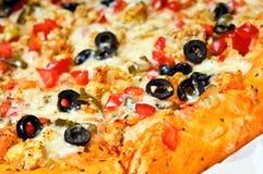 Flavio Pizza Stock Photo