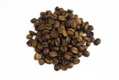 Flavored coffee Stock Photography