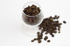 Flavored coffee Royalty Free Stock Photo