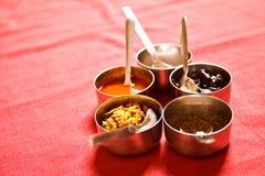 Flavoring Stock Image