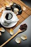 Flavour coffee Stock Image