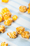 Flavoured popcorn Royalty Free Stock Photography