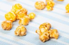 Flavoured popcorn Stock Photos