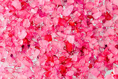 Flavoured sea salt Royalty Free Stock Photography