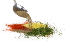 Flavouring Royalty Free Stock Photography