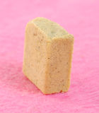 Flavouring cube Stock Photography