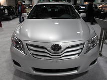 Flawed Toyota Camry Royalty Free Stock Photography