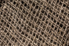 Flax fiber, linen fabric, raw material, cloth bags, linen yarn Stock Images