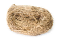 Flax packing yarn Royalty Free Stock Photos
