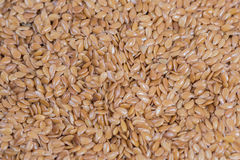 Flax Seed Background Royalty Free Stock Images
