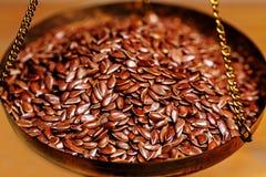 Flax-seed Stock Photos