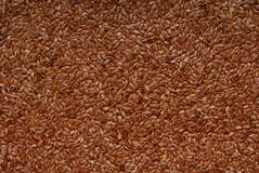 Flax-seed Royalty Free Stock Photography