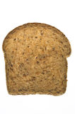 Flax whole wheat bread Stock Photography