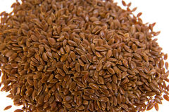 Flaxseed Royalty Free Stock Images