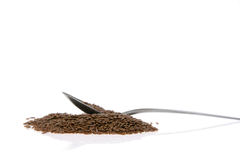 flaxseed Στοκ εικόνα με δικαίωμα ελεύθερης χρήσης