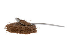 Flaxseed Stock Photos